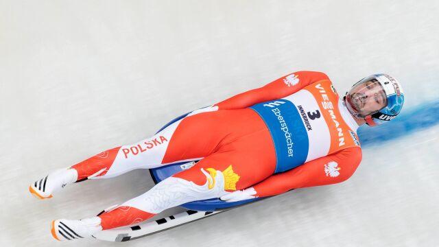 Kindl wygrał zawody Pucharu Świata. Polskie sanki w trzeciej dziesiątce