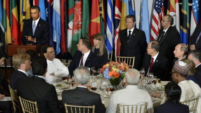 Duda o spotkaniu z Putinem: nie rozmawialiśmy