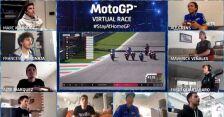 Alex Marquez wygrał pierwszy wirtualny wyścig MotoGP