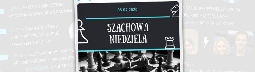 """Polscy szachiści będą """"matować wirusa"""""""