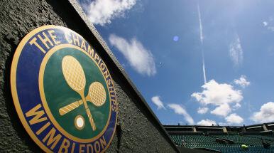 Szok, załamanie, trochę dystansu. Tenisiści komentują odwołanie Wimbledonu