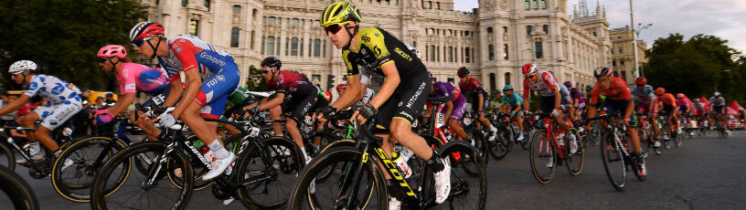 """Vuelta a Espana zgodnie z planem? """"Nie przewidujemy mniej niż 21 etapów"""""""