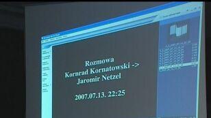 Rozmowa VIII Kornatowski z Netzlem