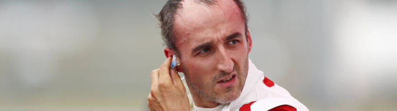 Kubica: jeśli nie wrócę do ścigania w F1, to nie będzie koniec świata