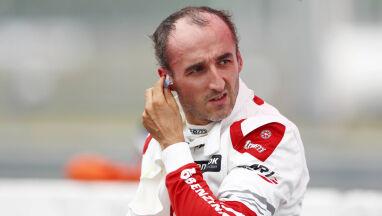 Kubica: jeśli nie wrócę do ścigania w Formule 1, to nie będzie koniec świata