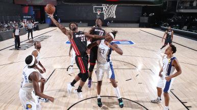 Miami Heat o krok od awansu. Harden osłabił Rakiety w decydującym momencie