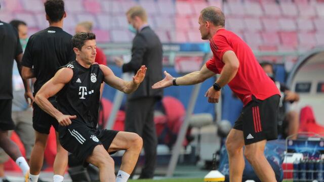 PSG - Bayern. Najważniejszy mecz w karierze Lewandowskiego