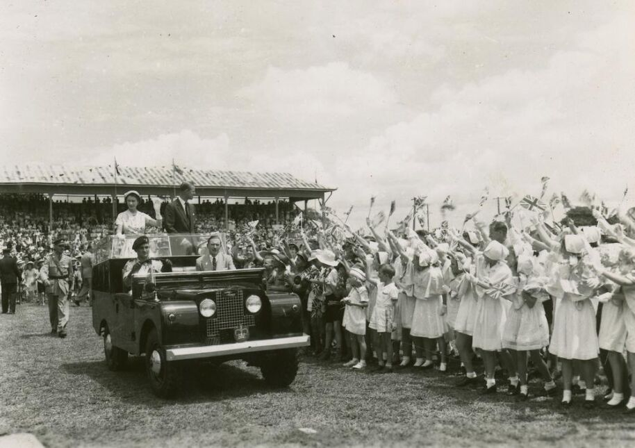 Mackay, Australia, 1954