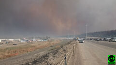 Z miasta ewakuowano łącznie 88 tysięcy osób. Nikt nie ucierpiał bezpośrednio w wyniku pożaru