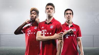 Nowe szaty starych mistrzów. Bayern pochwali się strojami