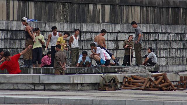 ONZ: Racje żywnościowe w Korei Północnej najniższe w historii. Winne są słabe zbiory