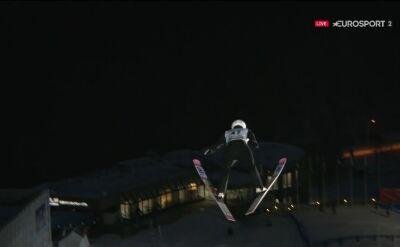 Skok Żyły z kwalifikacji w Sapporo