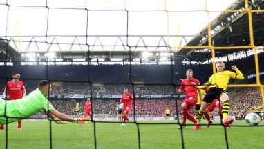 Niemcy zachwyceni nowym piłkarzem BVB.