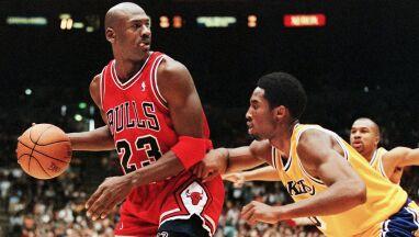 Jordan wstrząśnięty śmiercią Bryanta.