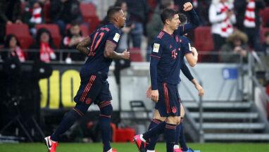 150. ligowy gol Lewandowskiego dla Bayernu. Szybkie trafienia i pewne zwycięstwo w Moguncji