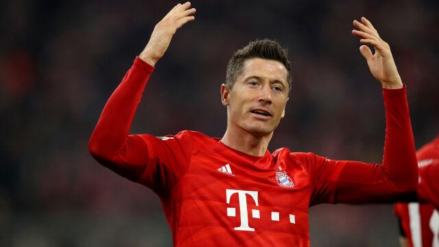 Lewandowski doceniony za gola i asystę. Jest w jedenastce kolejki Bundesligi