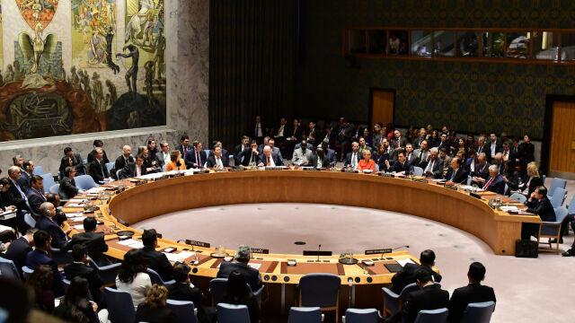 Pilne posiedzenie Rady Bezpieczeństwa ONZ. Po decyzji Kremla w sprawie paszportów