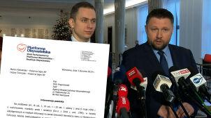 Platforma pyta o powiązania Andruszkiewicza  z Kremlem. Jest wniosek do ABW