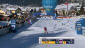 Dominik Bury 24. w biegu na 15 km techniką dowolną w Toblach