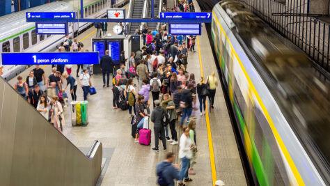Nowy rozkład jazdy pociągów. Zobacz najważniejsze zmiany