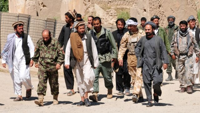 Moskwa organizuje rozmowy z talibami. Rząd Afganistanu: nie weźmiemy udziału