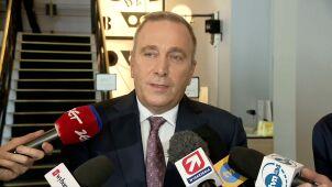 Schetyna po słowach Morawieckiego: składamy pozew w trybie wyborczym