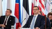 Morawiecki o filarach Inicjatywy Trójmorza