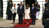 Polska para prezydencka w Białym Domu