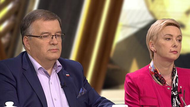 Stachowiak-Różecka: spotkanie premiera z sędzią w stanie spoczynku