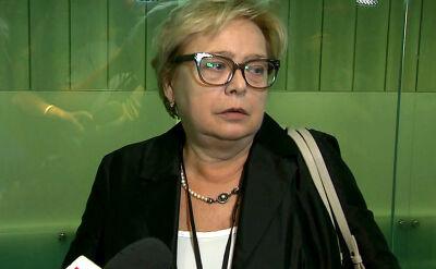 Gersdorf o rozmowie z premierem: to nasza słodka tajemnica