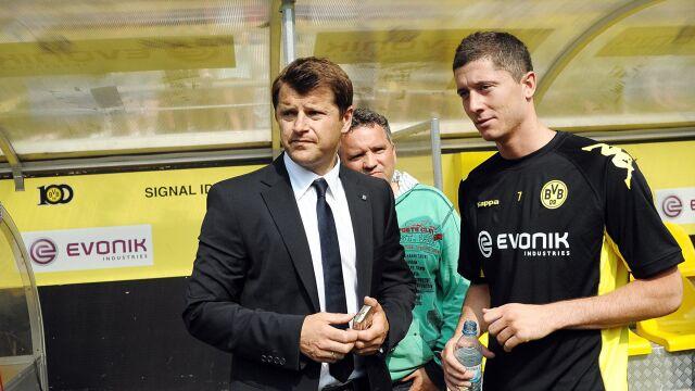 Niemieckie media: Lewandowski złożył zawiadomienie ws. swojego byłego menedżera