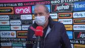 Dyrektor Giro d'Italia o zmianach na 20. etapie Giro d'Italia