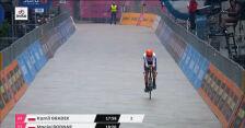 Dobry występ Gradka na ostatnim etapie Giro d'Italia
