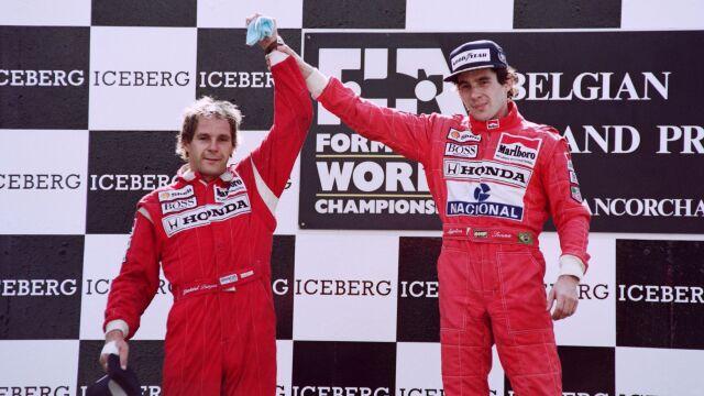 """Schumacher czy Hamilton? """"Najlepszy był Senna"""""""
