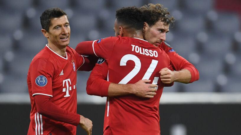 Koncert gry Bayernu. Atletico zdemolowane w Monachium
