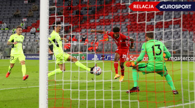 Bayern - Atletico w Lidze Mistrzów [RELACJA]