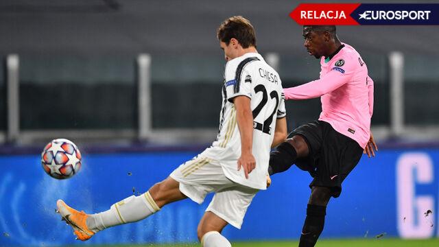 Juventus - Barcelona (RELACJA)
