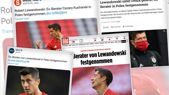 """Niemcy o zatrzymaniu Kucharskiego. """"Problem może wywołać niepokój w Bayernie"""""""