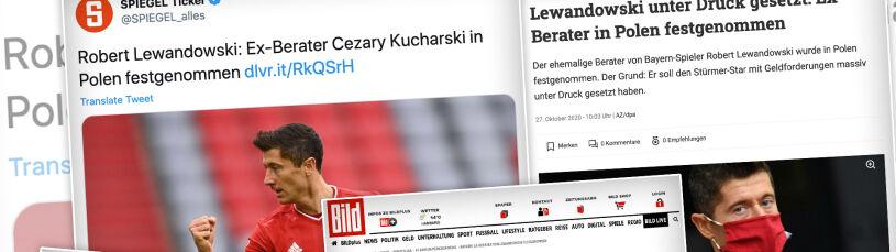 Niemcy o zatrzymaniu Kucharskiego.