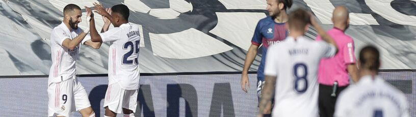Zidane odetchnął. Real wygrał i wrócił na szczyt