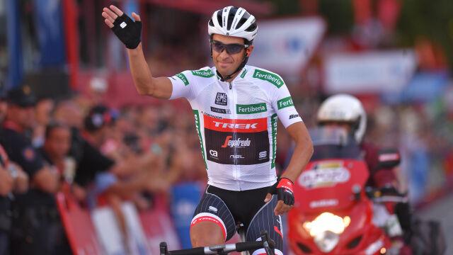 37-letni Contador wciąż zadziwia formą. Właśnie pobił rekord w everestingu