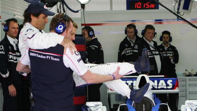 Pogorszył się stan zdrowia byłego kierowcy Formuły 1