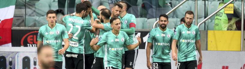 Zemsta była słodka. Mistrzem Polski jest Legia