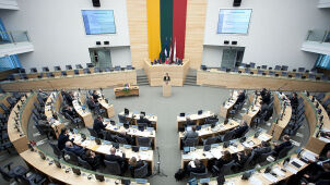 Litewska opozycja wyciąga rękę do Polaków  i Rosjan.