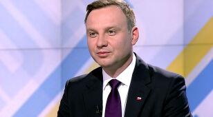 Duda: podziękuję Jarosławowi Kaczyńskiemu