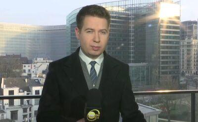 Relacja korespondenta TVN24 BiS z Brukseli