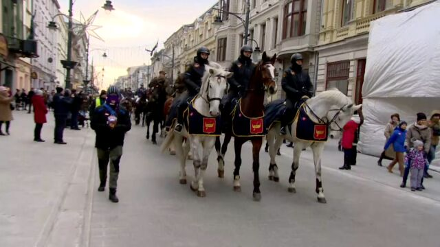 Parada przeszła ul. Piotrkowską