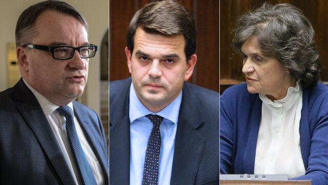 Troje posłów PO wyrzuconych z partii. Schetyna: jest mi przykro