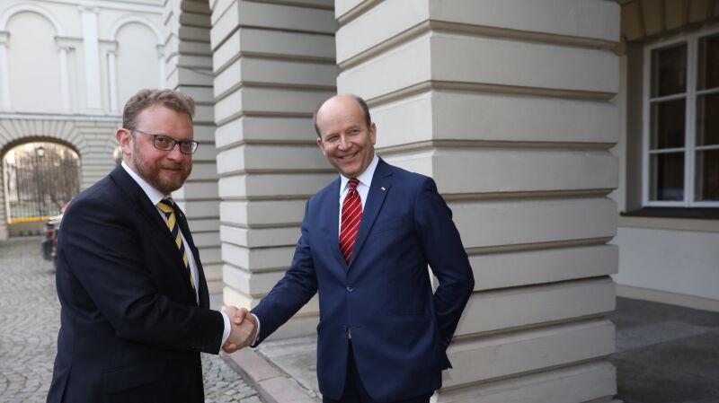 Nowy minister zdrowia - Łukasz Szumowski (materiał archiwalny ze stycznia 2018 roku)