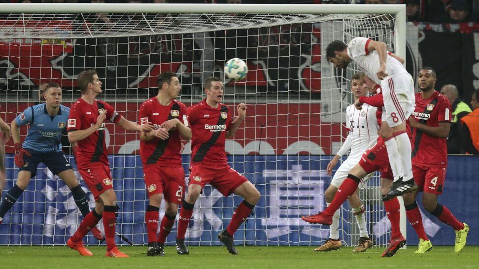 Hit dla Bayernu. Dobiłstrzałem w okienko